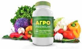 Агро Premium удобрение для повышения урожайности