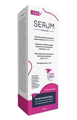Serum Naturals от морщин