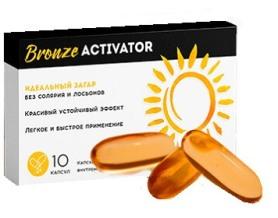 Bronze Activator для автозагара