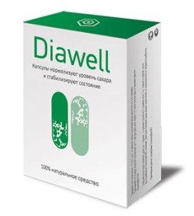 Diawell от диабета