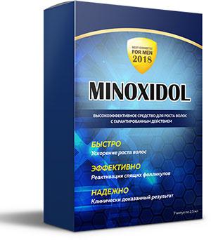 Minoxidol для роста бороды