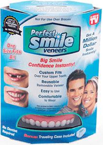 Виниры Perfect Smile Vaneers для зубов
