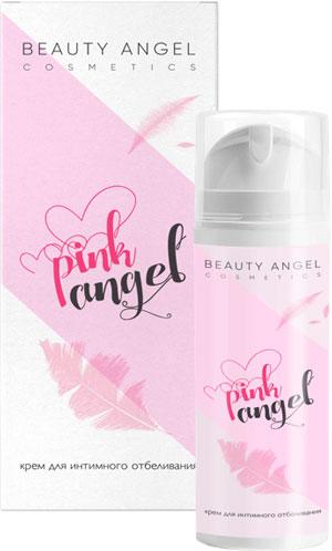Крем Pink Angel для интимного отбеливания