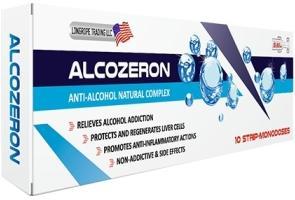 Alcozeron от алкоголизма