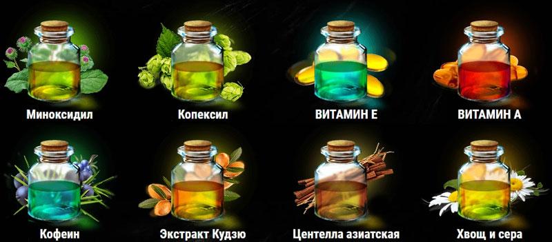 состав Миноксидила
