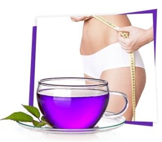 Пьем чай для похудения