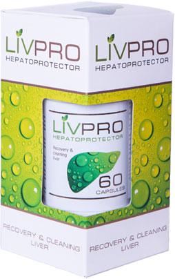 LivPro для очищения печени