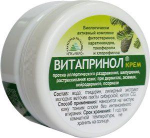 крем Витапринол от псориаза
