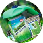 aquagrazz жидкий распылитель для газона