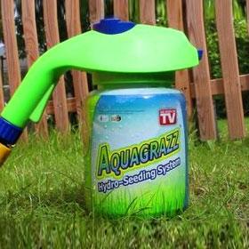 Aquagrazz для озеленения