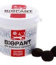Орешки Biopant для потенции