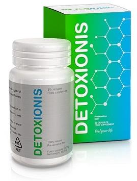 Detoxionis от паразитов