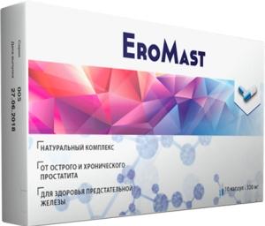 Eromast для лечения простатита