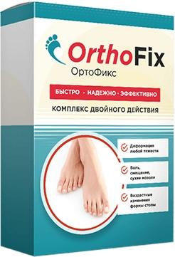 OrthoFix от косточки на стопе