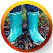 Грязная обувь – причина заражения
