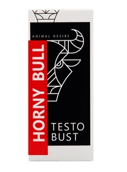 Testobust Horny Bull для потенции