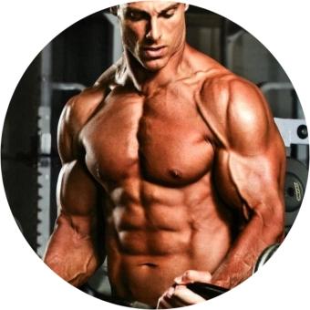 Быстрое наращивание мышечной массы