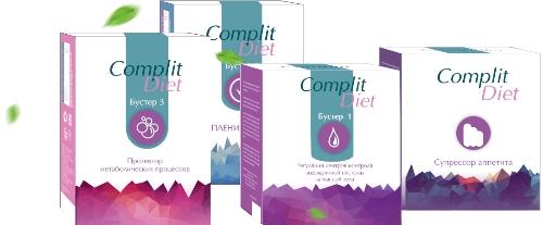 Complit Diet комплекс для похудения