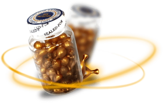 Gold Beauty Snake для молодости кожи лица