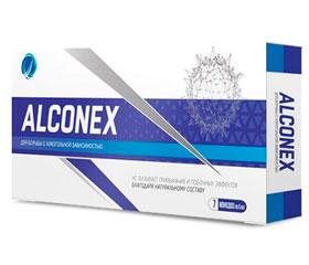 Alconex от алкоголизма