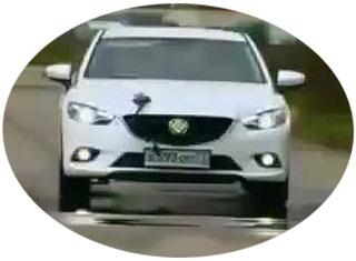 Автомобиль с пленкой