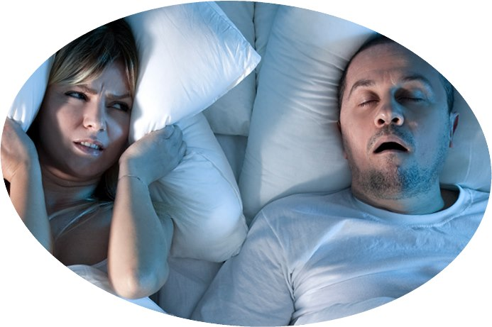 апноэ мешает спать