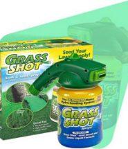 Grass Shot для посадки газона