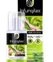 Infungilex- против грибка стопы