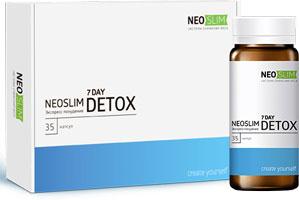 NeoSlim 7 Day Detox для похудения