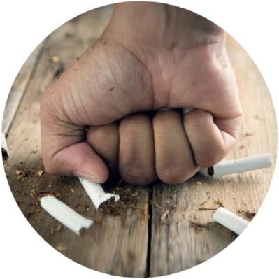 Бросить курить прямо сейчас