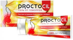Proctocil- средство от геморроя