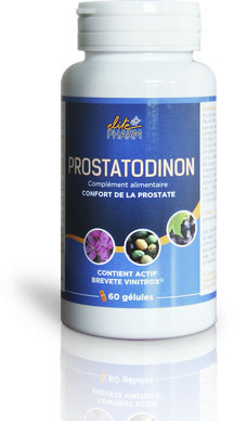 Prostatodinon от простатита