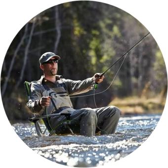комфортная рыбалка