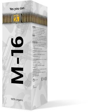 M-16 для стойкой эрекции