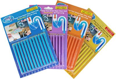 Палочки Sani Sticks от засора