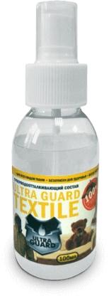 Ultra Guard Textile защита от грязи