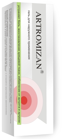 Artromizan для избавления от суставных болезней