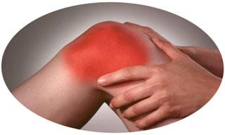 Больные колени