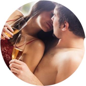 усиливает сексуальное влечение