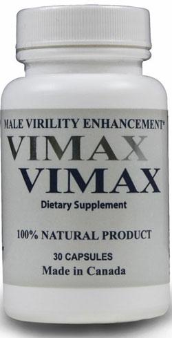 Vimax для потенции