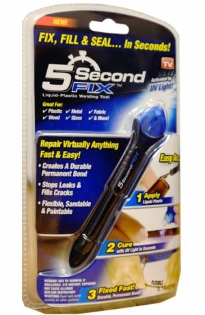 5 Second FIix универсальный клей сварка