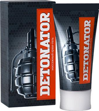крем-гель Detonator