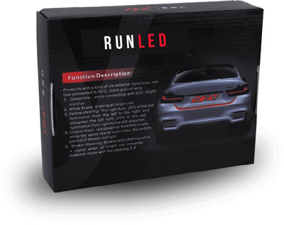 светодиодный поворотник RunLed