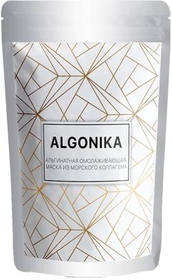 Algonika инновационная маска для омоложения лица