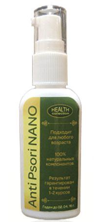 Anti Psori Nano от псориаза