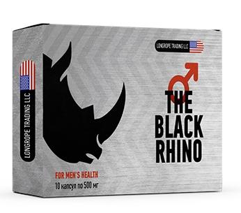 The Black Rhino для мужской потенции