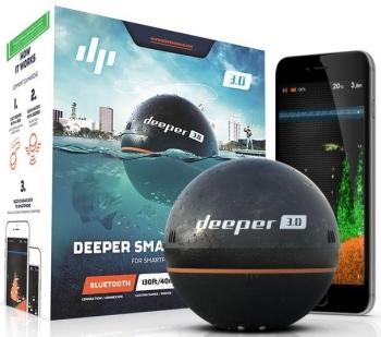 Deeper Fishfinder 3.0 беспроводной эхолот для рыбалки