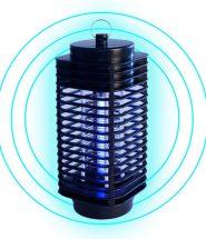 Противомаскитная лампа для защиты от насекомых