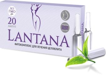 Lantana для борьбы с растяжками