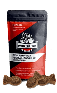 приманка Monster Fish